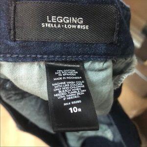 Express Stella Lowrise size 10R
